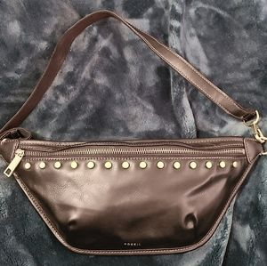 Fossil - Maisie Belt Bag - Black